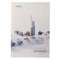 Книга канцелярська А4, 192 аркуші Dubai (клітинка)  8423-23-a