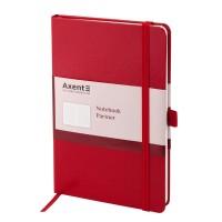 Книга записна Partner 125х195мм (червоний/клітинка) 8201-03-A