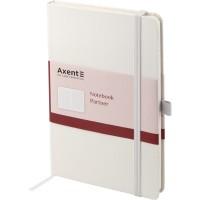 Книга записна Partner 125х195мм (білий/клітинка) 8201-21-A