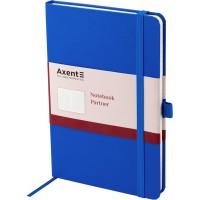 Книга записная Partner 125х195мм (голубой/клетка) 8201-07-A