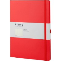 Книга записная Partner Grand 210х295мм (красный/точка) 8303-06-a