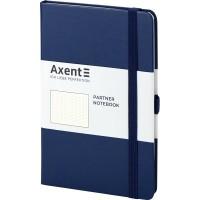 Книга записна Partner 125х195мм (синій/крапка) 8306-02-a