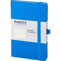 Книга записная Partner 125х195мм (голубой/точка) 8306-07-a