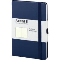 Книга записна Partner 125х195мм (синій/нелінований) 8307-02-a