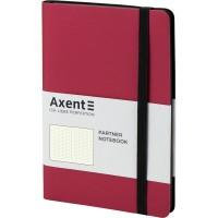 Книга записная Partner Soft 125х195мм (красный/точка) 8310-05-a