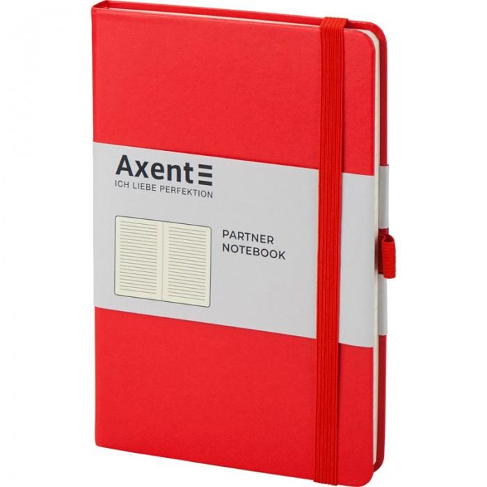 Книга записная Partner 125х195мм (красный/линия) 8308-05-A