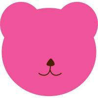 """Блок паперу з клейким шаром """"Bear"""" 2444-01-a"""