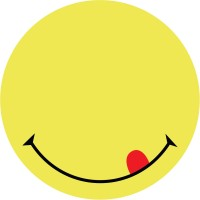 """Блок бумаги с клейким слоем """"Smile"""" 2444-02-a"""