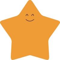 """Блок бумаги с клейким слоем """"Star"""" 2444-03-A"""