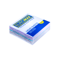 Блок бумаги Зебра (не склеенный) 90х90х30мм