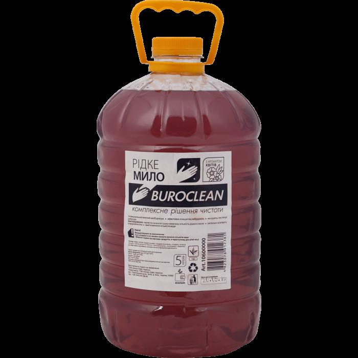 Мыло жидкое BUROCLEAN Eco Цветочное 5л.