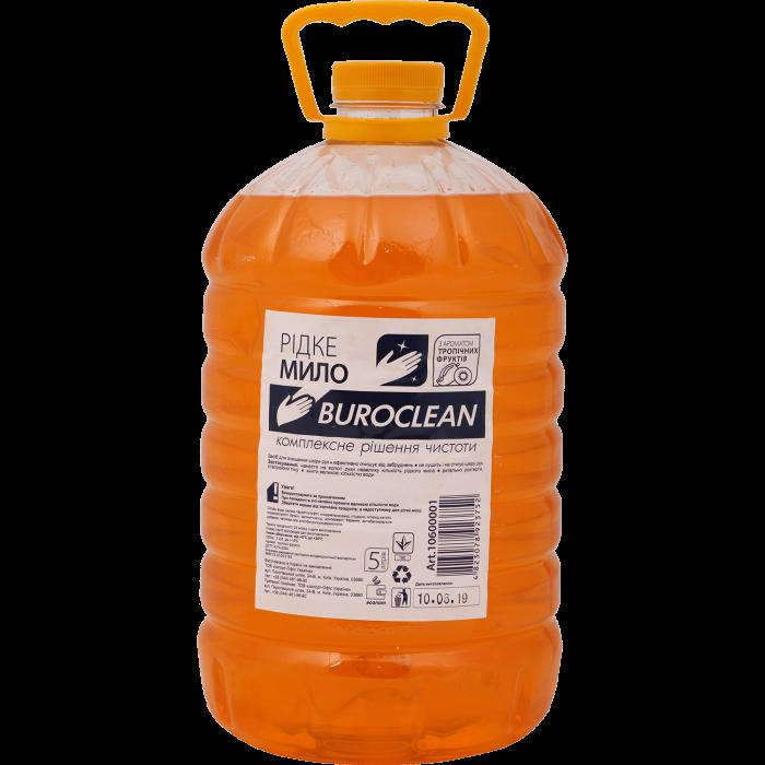Мыло жидкое BUROCLEAN Eco Тропические фрукты  5л.