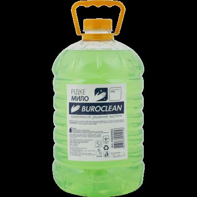 Мило рідке BUROCLEAN Eco Трав'яне  5л.