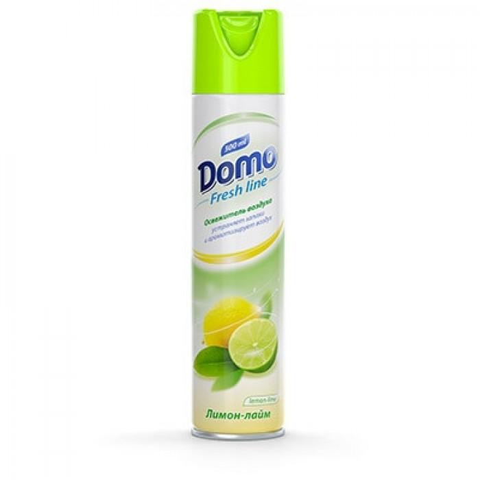 DOMO освіжувач повітря (Лимон-лайм) 300мл.