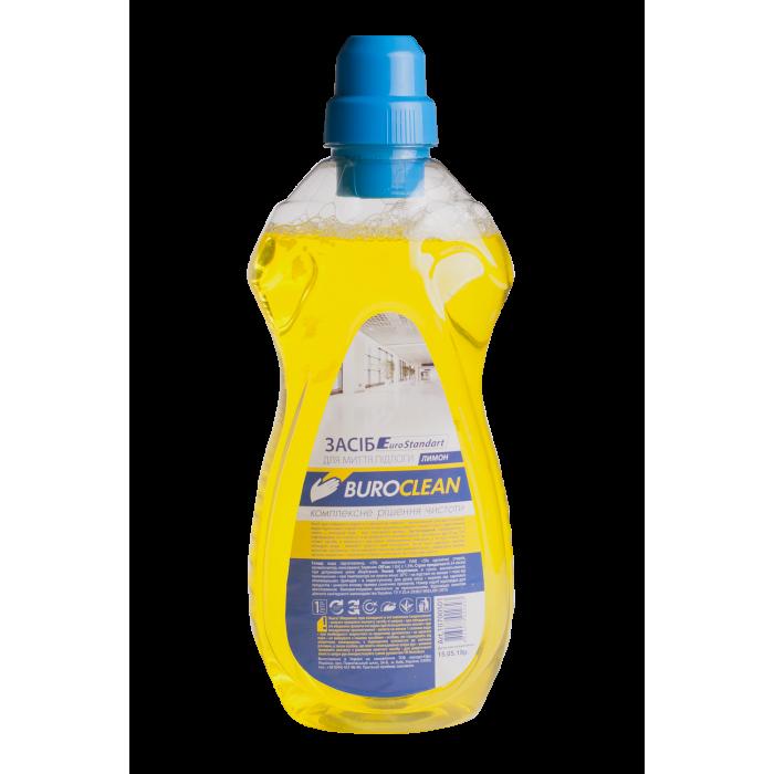 Buroclean Eurostandart для мытья полов 1л. Лимон