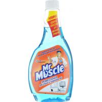 Mr.Muscle засіб для скла (запасна пляшка) 500мл