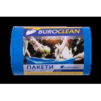 Пакеты для мусора EuroStandart прочные 60х80см, 60л. 40шт.