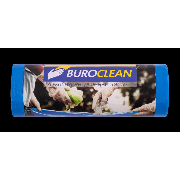 Пакеты для мусора 70х105см. 120л. 10шт. EuroStandart