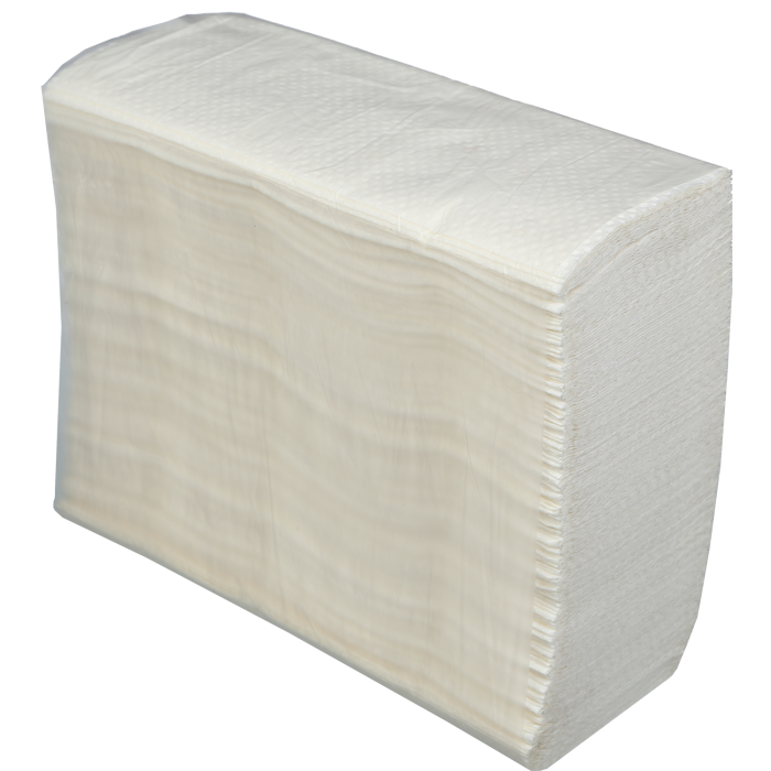 Рушники паперові Z-складка (білі)