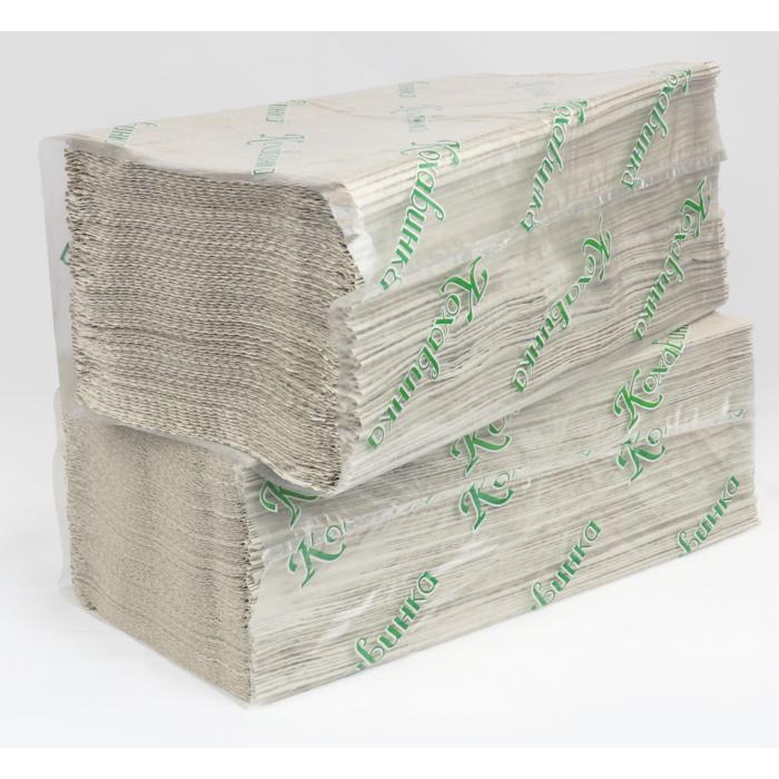 Полотенца бумажные Кохавинка V-складка 170шт/уп