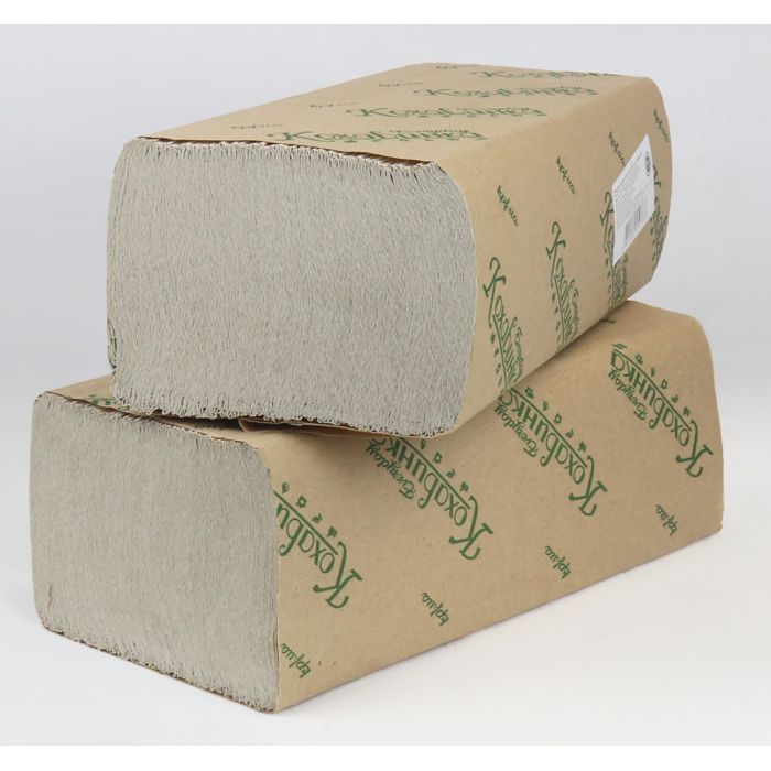 Полотенца бумажные Кохавинка Z-складка 200шт/уп