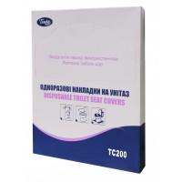 Накладки санитарные на унитаз (200шт) МИНИ (TC 200)