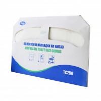 Накладки санитарные на унитаз MAXI 250 шт (C 250)