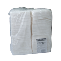 Салфетка столовая 24х24 белая, 400 шт/уп. 10100203