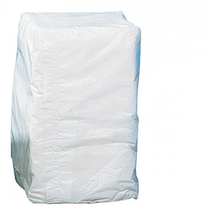 Салфетка столовая 27х30 V-сложения, белая 400шт/пач