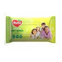 Серветка волога Ruta Selecta Для всієї родини 60шт