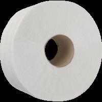 Туалетная бумага Джамбо (белая) 130м. 10100062