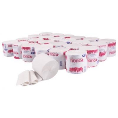 Туалетная бумага в рулоне POPSA (24 рулона)