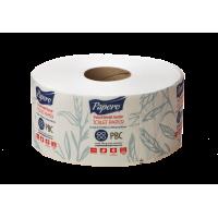 Туалетная бумага Джамбо (белая) 90м.