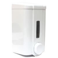 Дозатор для жидкого мыла (пластик) 0,5л.
