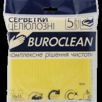 Салфетки целлюлозные Buroclean 5шт 10200113