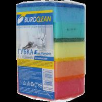 Губка кухонная Buroclean Eurostandart  5шт.
