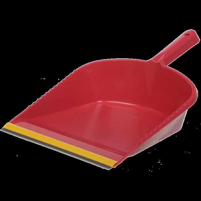 Совок для сміття з гумовою накладкою (асорті) 10300401