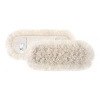 Моп (запаска) для сухой уборки хлопок 40см Basic Cotton (00000135)