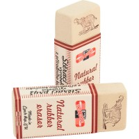 Ластик мягкий Слон 6891/30 в картонном держателе