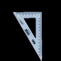 Угольник 140мм. 90/60° тонированный (ассорти) ZB.5621-99