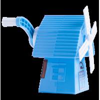 Точилка механическая Мельница (голубой) ZB.5514