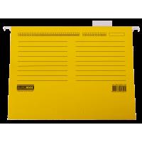 Файл подвесной картонный А4 (желтый) BM.3350-08