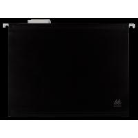 Файл підвісний пластиковий А4 (чорний) bm.3360-01