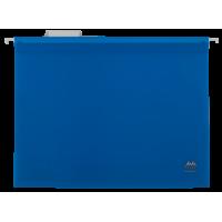 Файл підвісний пластиковий А4 (синій) bm.3360-02
