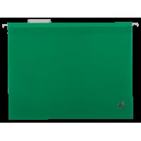 Файл підвісний пластиковий А4 (зелений) bm.3360-04