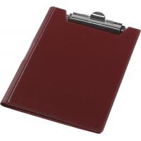 Кліпборд-папка А4 вініл (бордовий) 0314-0002-10