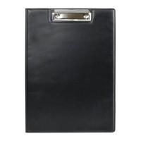 Кліпборд-папка А4 (чорний) 2513-01-A