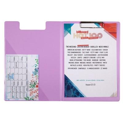 Папка-планшет А4 Pastelini (сиреневый) 2514-36-A