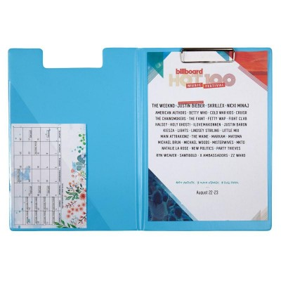 Папка-планшет А4 Pastelini (голубой) 2514-22-A