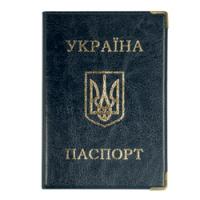 Обкладинка для паспорта вініл (під шкіру) 90х130  0300-0026-99